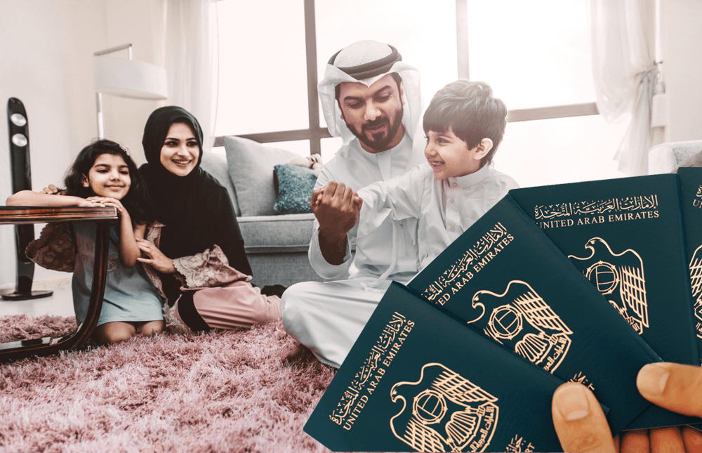 UAE Family Visa